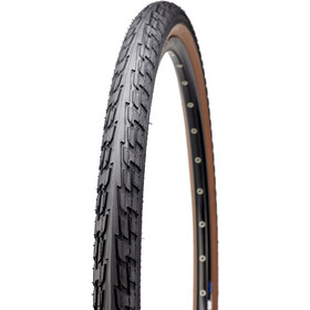 "Continental Ride Tour Wire Tyre 26x1.75"" brown/brown"